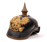 First World War, German, helmet